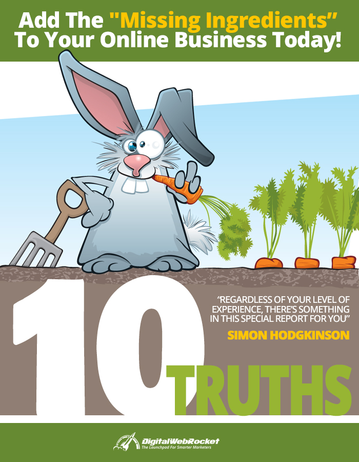 10 Truths Cover
