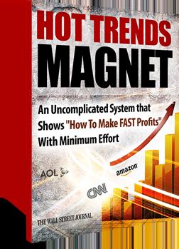 Hot Trends Magnet