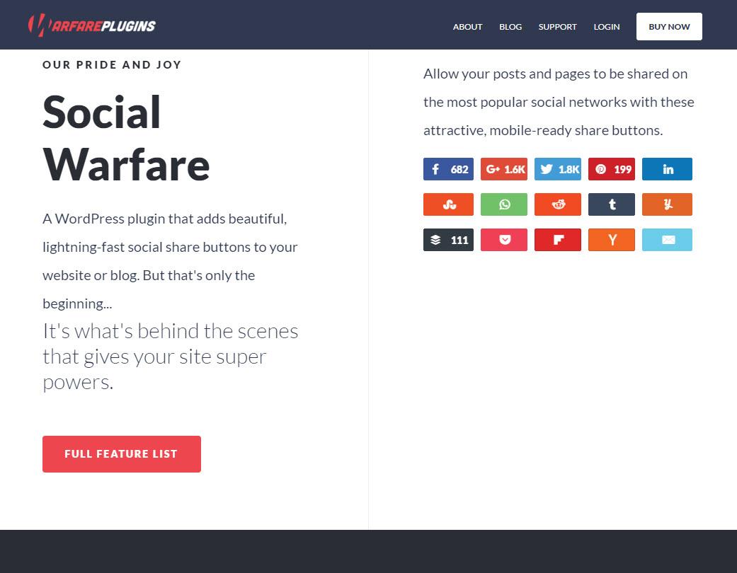 SocialWarfare