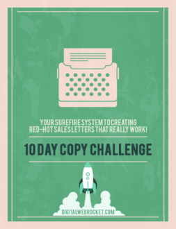 10 Day Copy Challenge