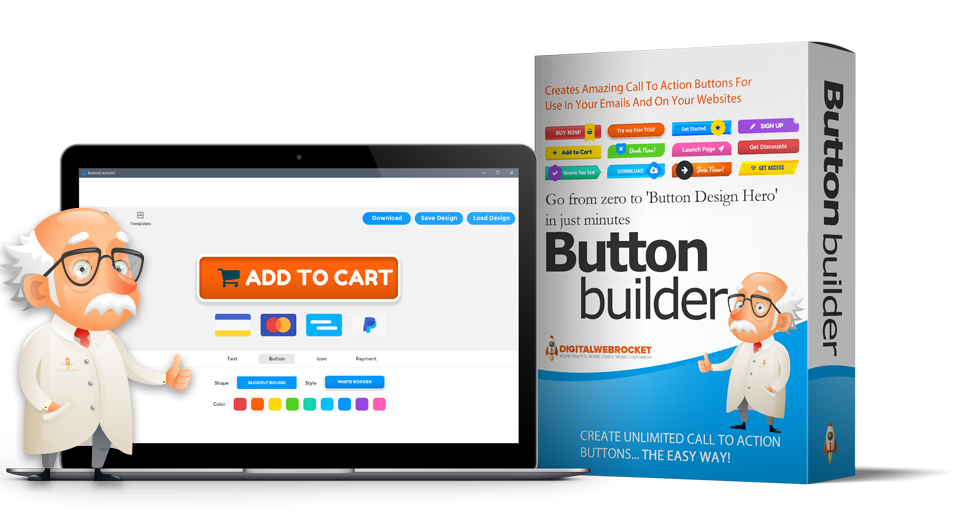 Get Button Builder FREE with Profit Swipes