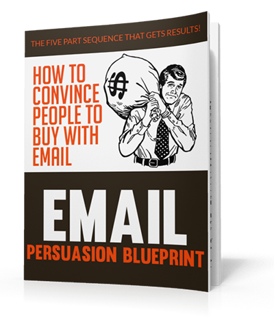 Email Persuasion Blueprint by Simon Hodgkinson