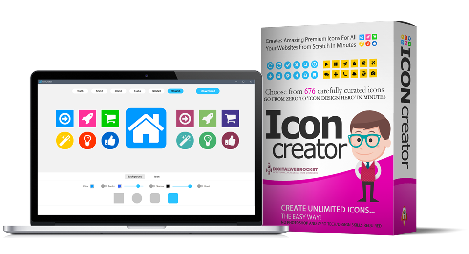 Get Icon Creator FREE with Profit Swipes