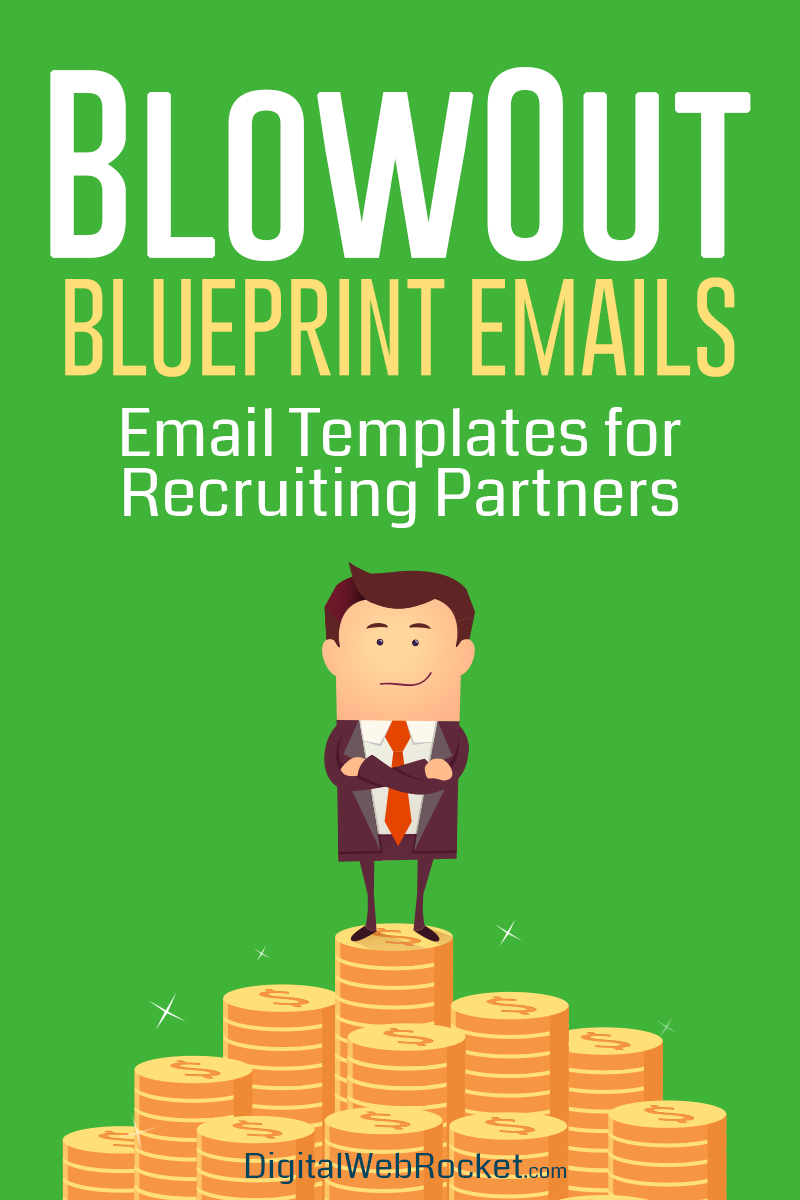 Blowout Blueprint Email Templates