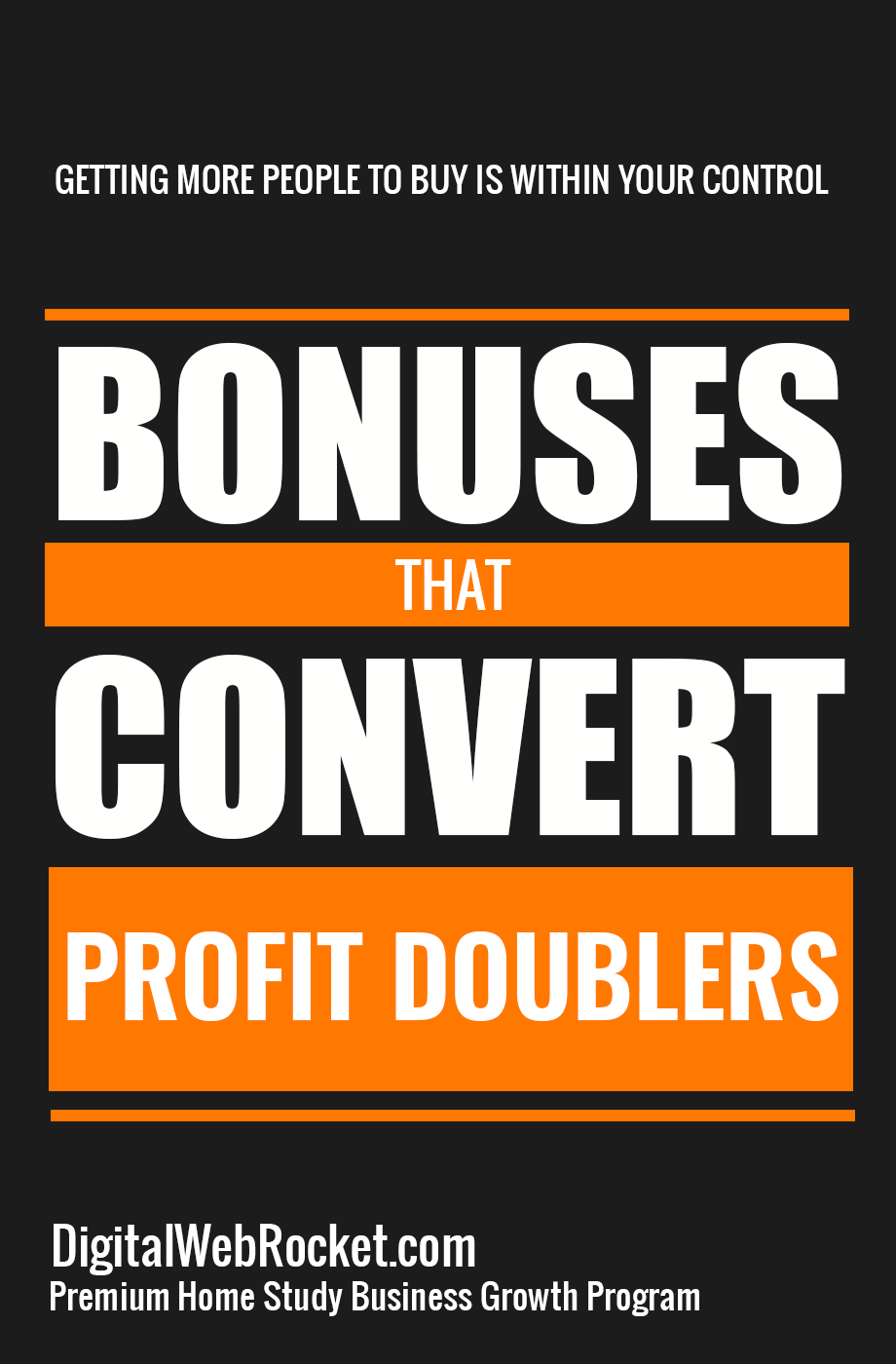 Profit Doublers: 4 Ways To Boost Profits After Delivering Bonuses.