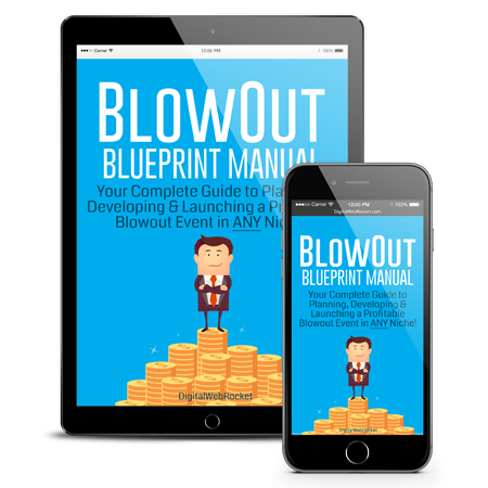 BLOWOUT BLUEPRINT MANUAL