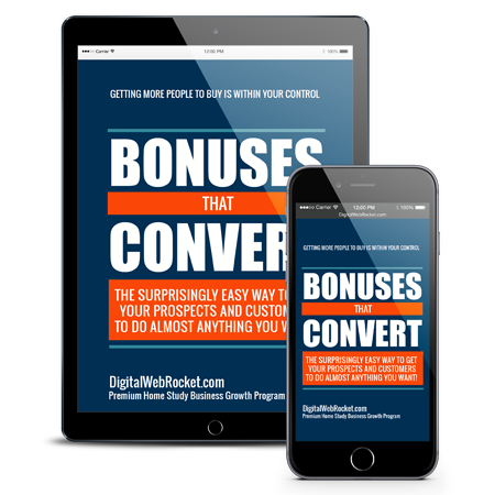 Bonuses That Convert