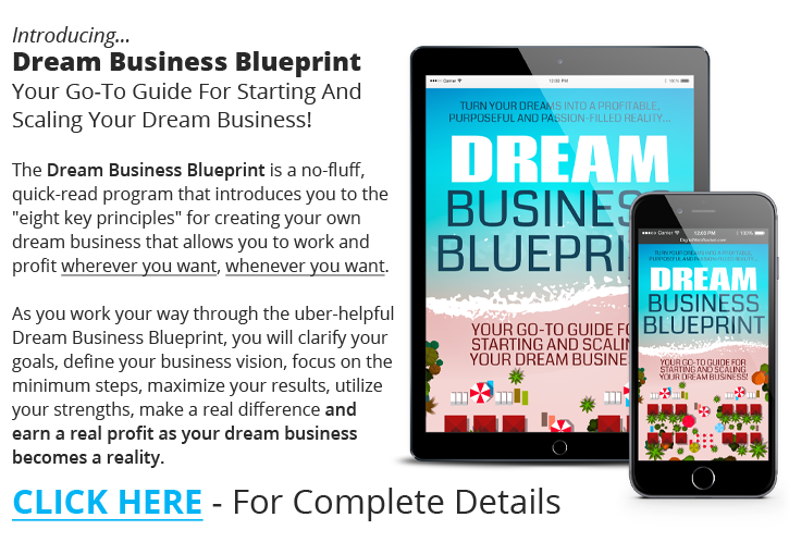 Dream Business Blueprint - Information