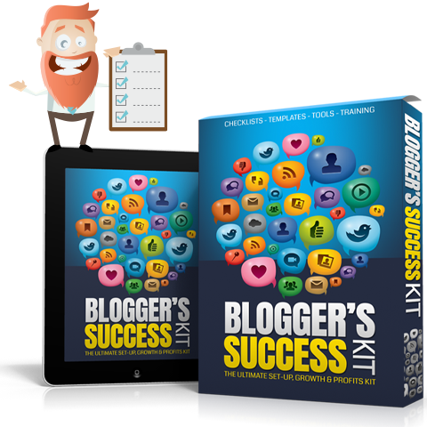 Blog Success Kit