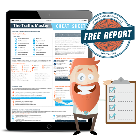 The Traffic Master Report