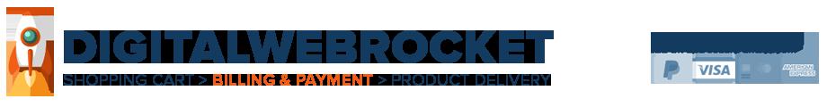 DigitalWebRocket Secure Checkout