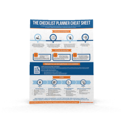 Checklist Cheat Sheet