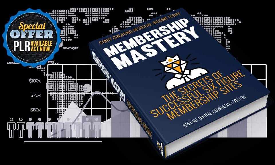 Membership Mastery course by Simon Hodgkinson
