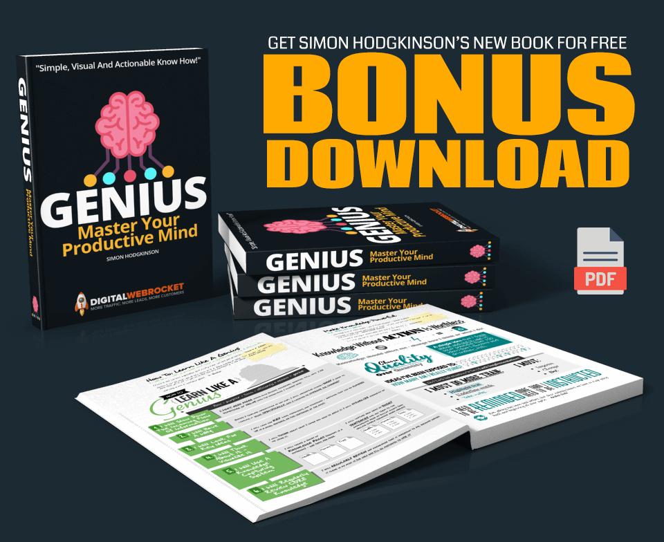 Genius - Master Your Productive Mind!