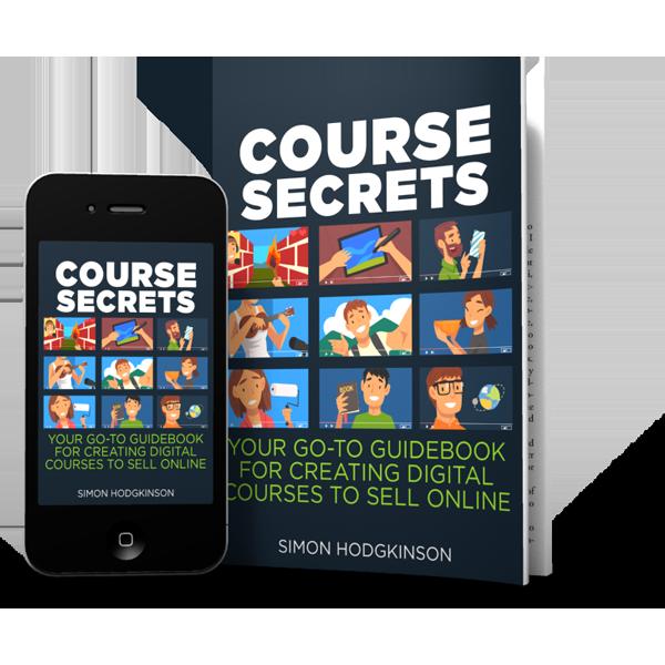 Course Secrets - The New Guide From Simon Hodgkinson
