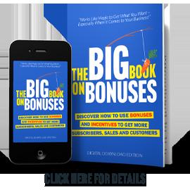 The Big Book On Bonuses