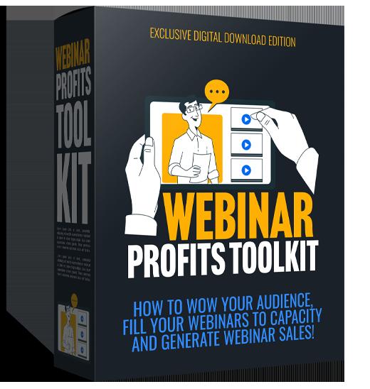 Webinar Profits Toolkit