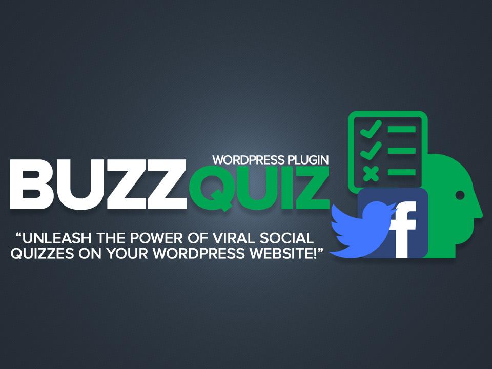 Buzz Quiz WordPress Plugin