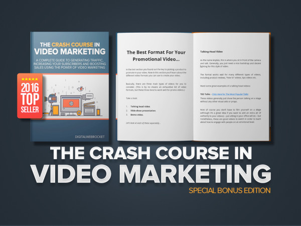 VIDEO MARKETING CRASH COURSE