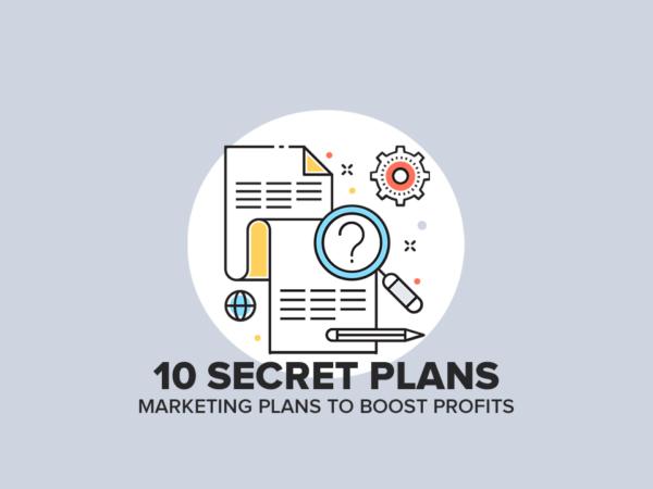 10 Secret Marketing Plans