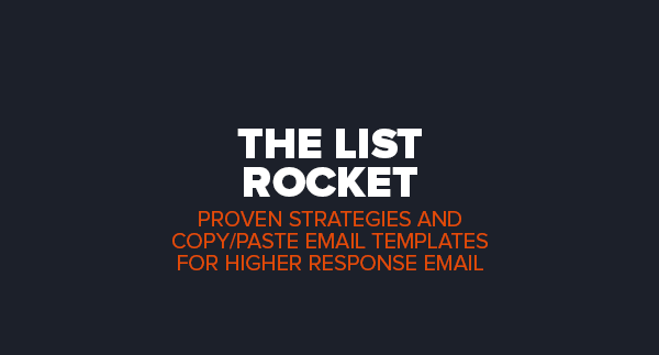 The List Rocket by Simon Hodgkinson