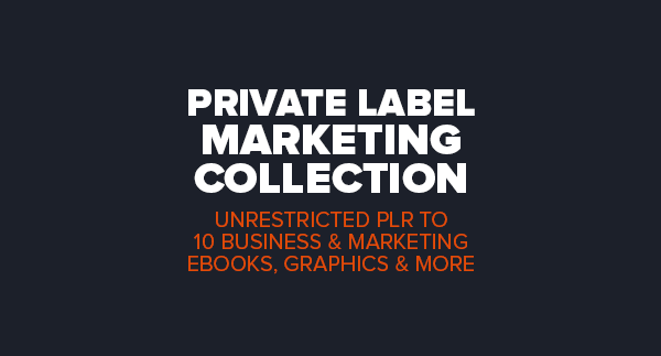 Private Label – Marketer Pack