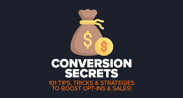 101 Conversion Secrets