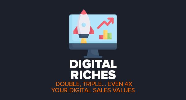 Digital Riches by Simon Hodgkinson