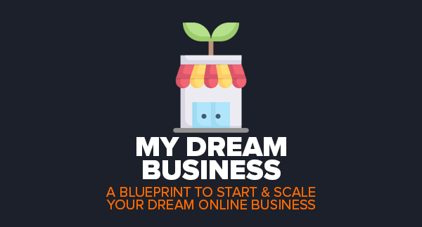 Dream Business Blueprint by Simon Hodgkinson