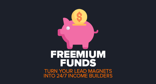 FREEMIUM FUNDS by Simon Hodgkinson