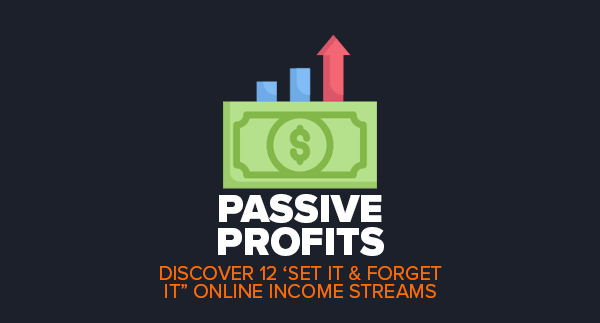 Passive Income Profits by Simon Hodgkinson