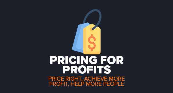 PRICING FOR PROFIT PLR