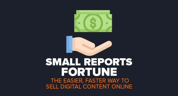 Small Reports Fortune by Simon Hodgkinson