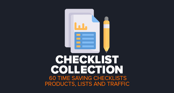 Ultimate Marketing Checklists by Simon Hodgkinson