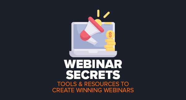 Winning Webinar Secrets by Simon Hodgkinson